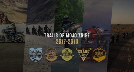 Mojo Tribe - FY18 MOJO Trail Calendar