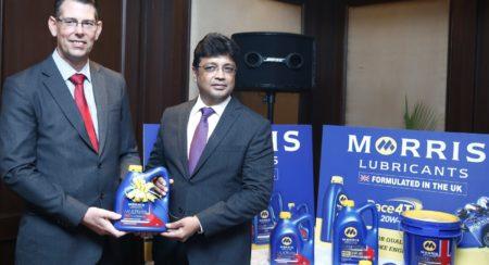 Morris Lubricants Debuts In India (2)