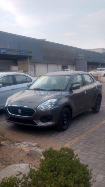New 2017 Maruti Suzuki Swift Dzire front