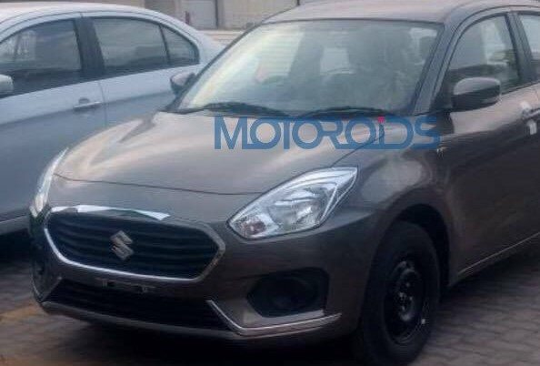 New-2017-Maruti-Suzuki-Swift-Dzire-Front