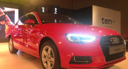 New Audi A3 Sedan India Launch (5)