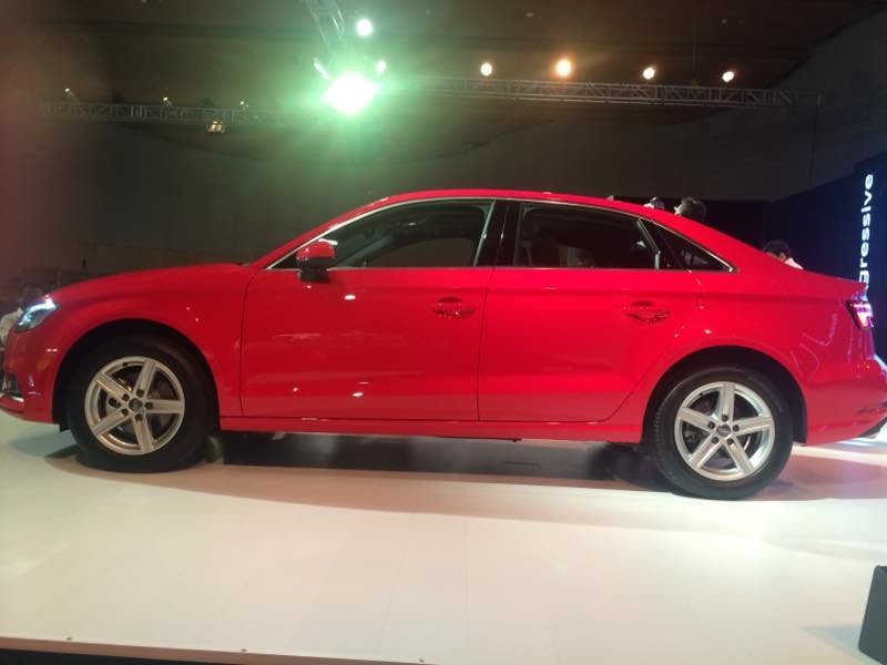 New Audi A3 Sedan Facelift Launched In India