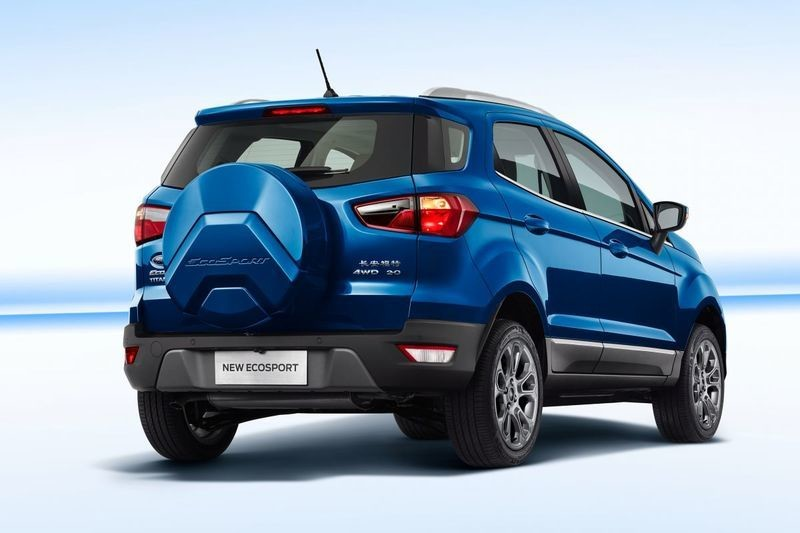 Https Www Motoroids Com News New Ford Ecosport China Revealed