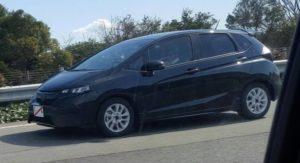 New Honda Jazz Facelift wheels