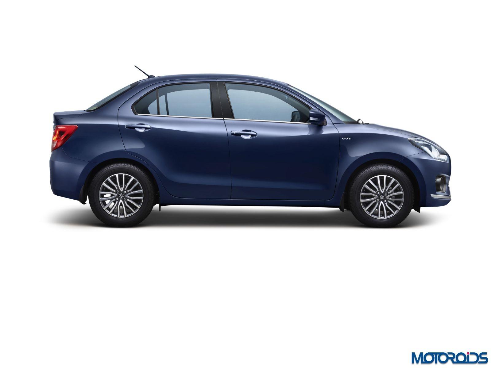 New Maruti Suzuki Dzire Revealed; Launch In May 2017 ...