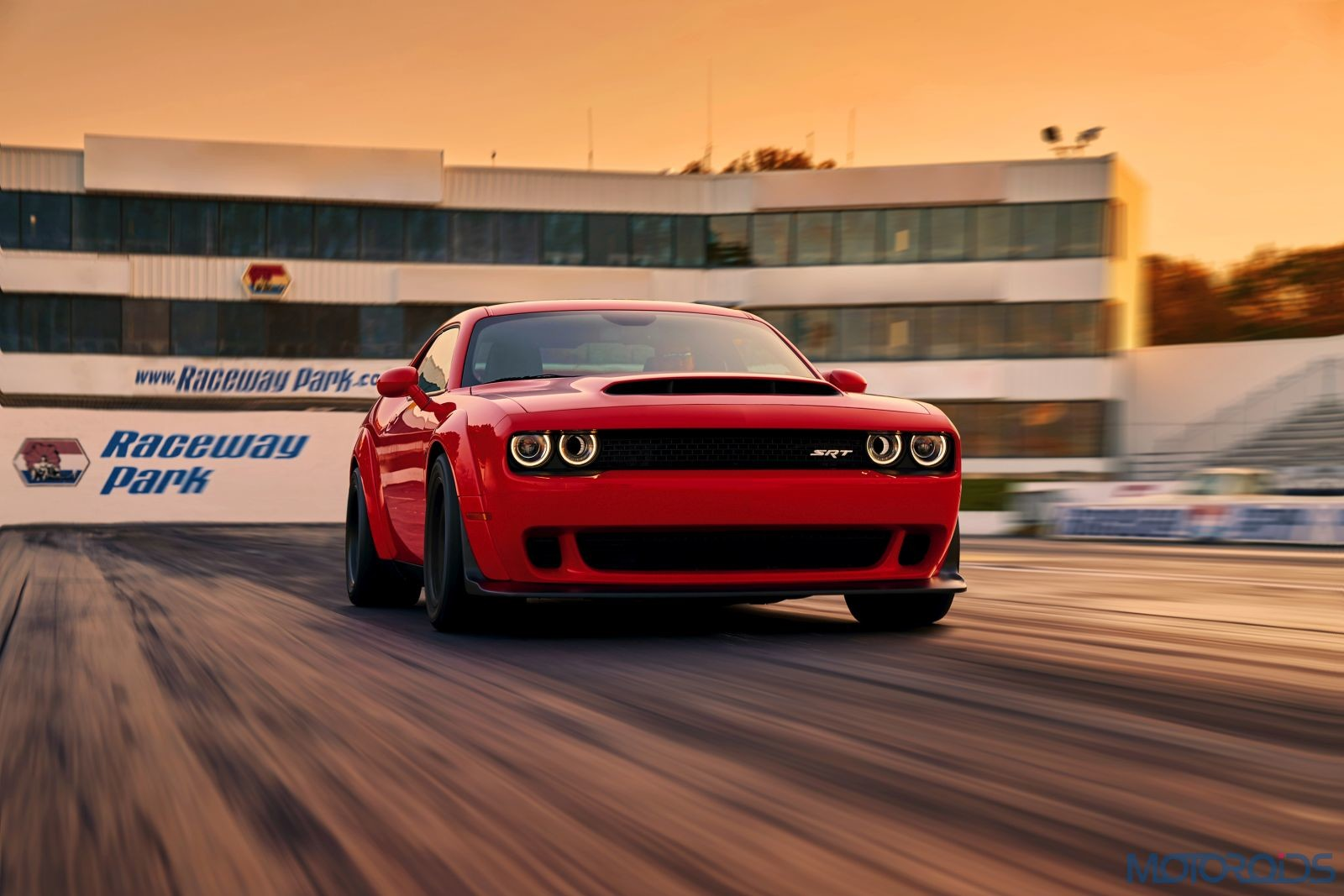 The 2018 Dodge Challenger SRT Demon with 840 HP is the