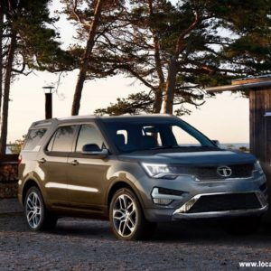 If The Next Gen Tata Safari Looks Anything Like This We Re Sold