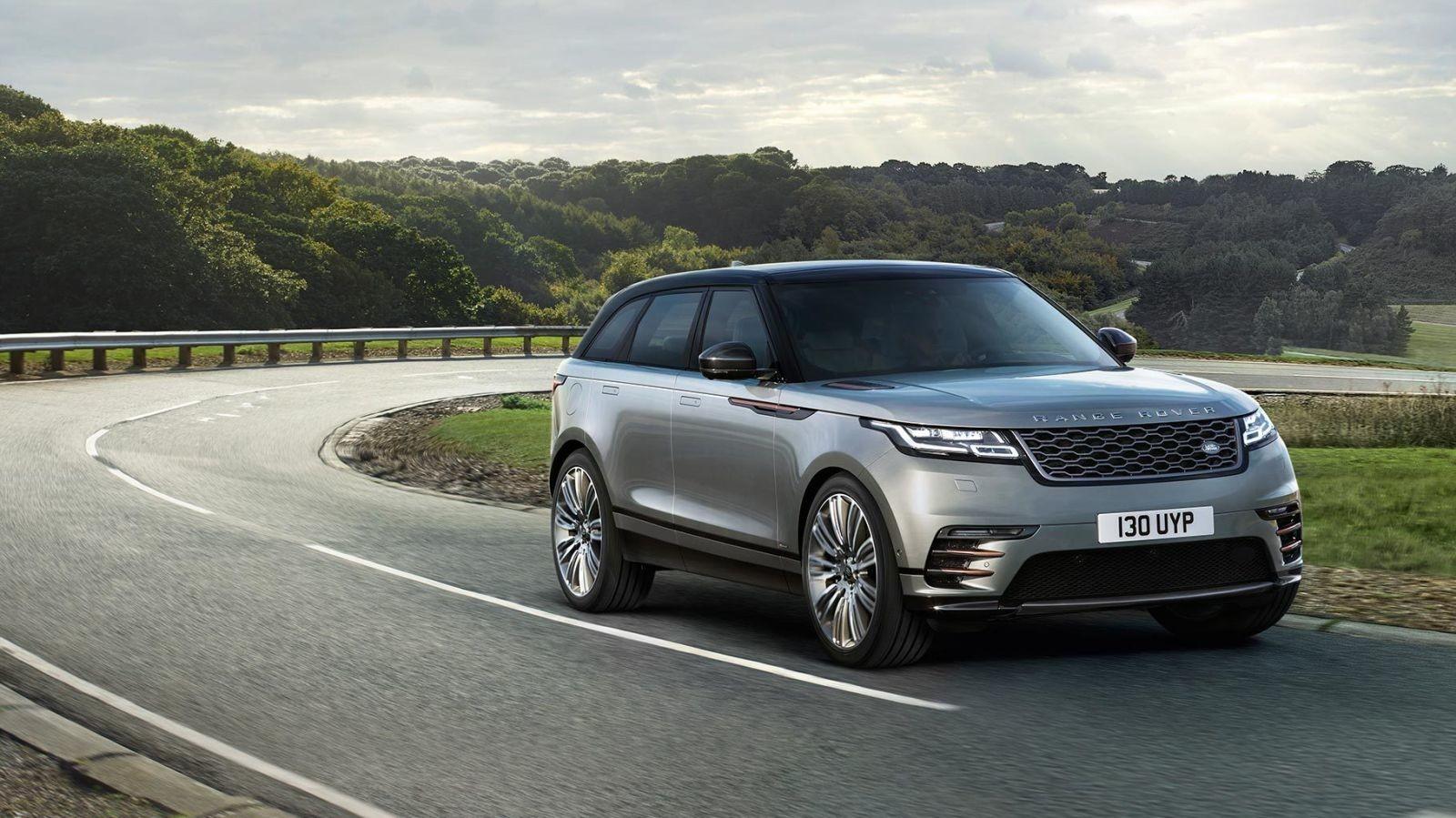 Range Rover Evoque Blacked Out >> Range Rover Velar India Launch In 2017?   Motoroids