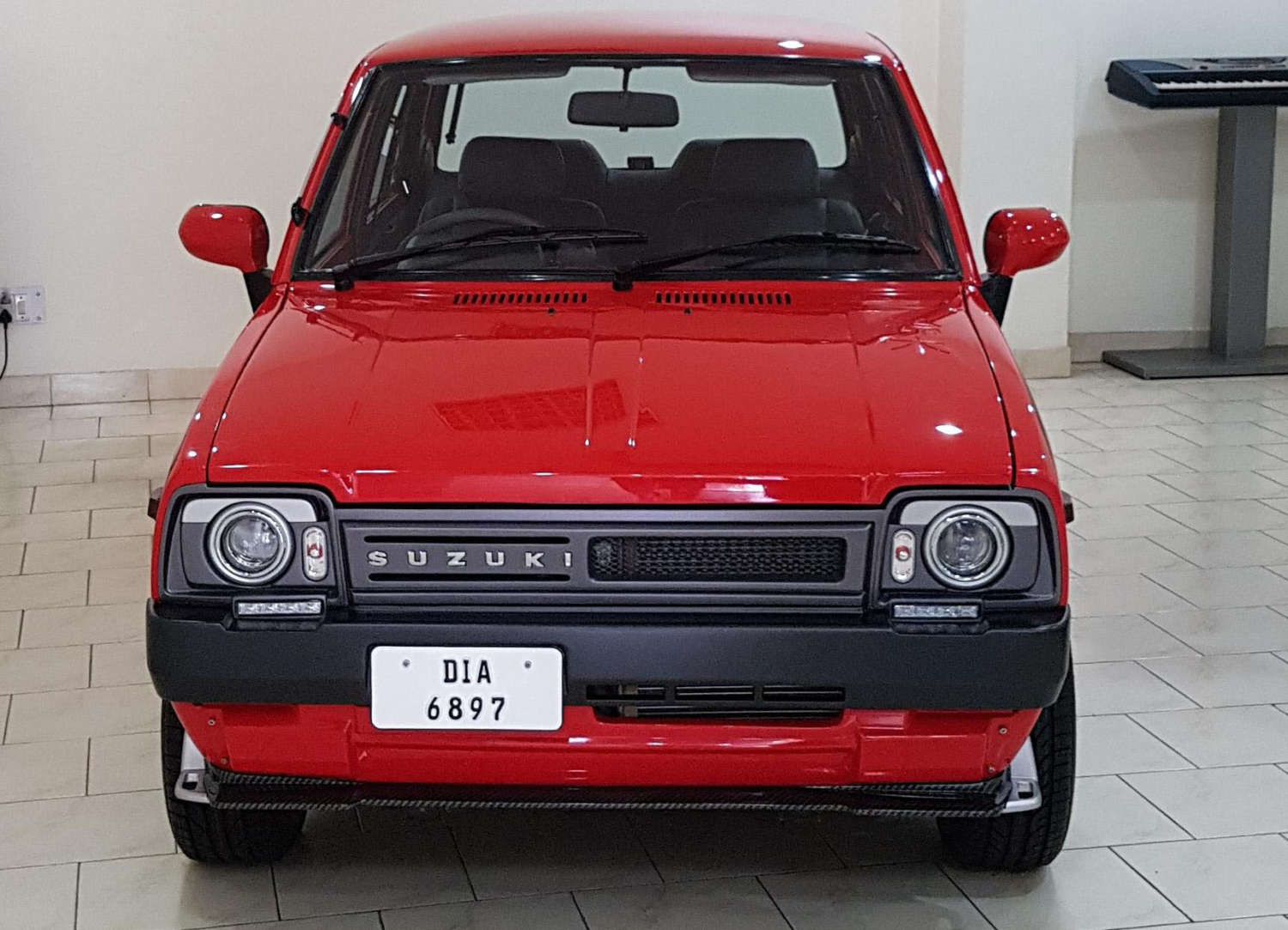 This Is India's First Restomodded Maruti SS80