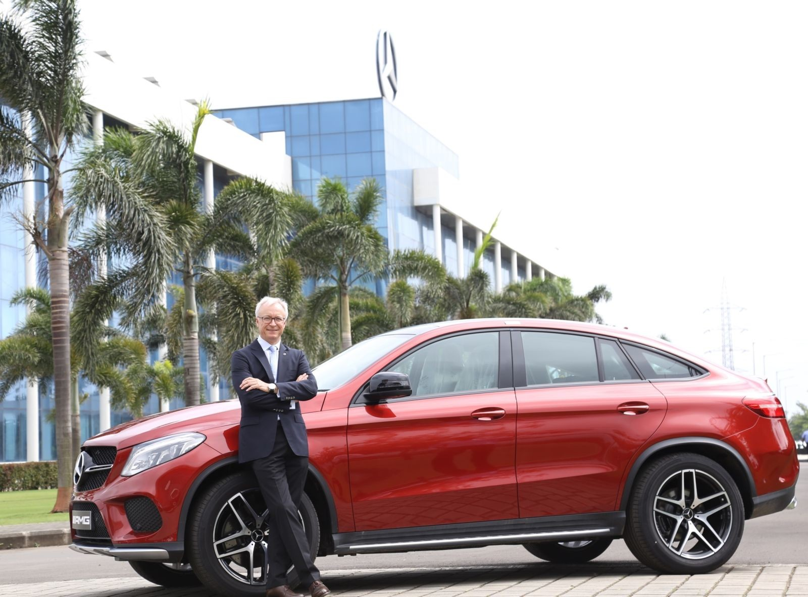 Mercedes benz india reports its best quarterly numbers yet for Mercedes benz ceo