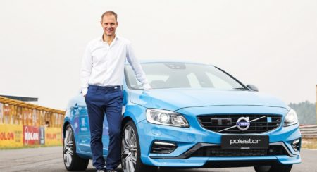 Tom von Bonsdorff- Managing Director, Volvo Auto India