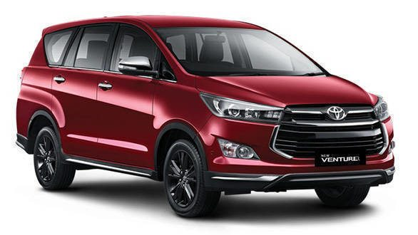 Toyota Innova Crysta Touring Sport India Launch Scheduled On 4 May