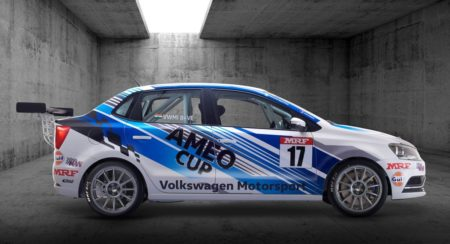 Registrations for Drivers' Selection For The 2019 Volkswagen Ameo Cup Now Open