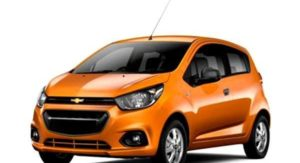 2017 Chevrolet Beat facelift (1)