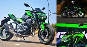 2017 Kawasaki Z900 First Ride Review : The Z-eer Z