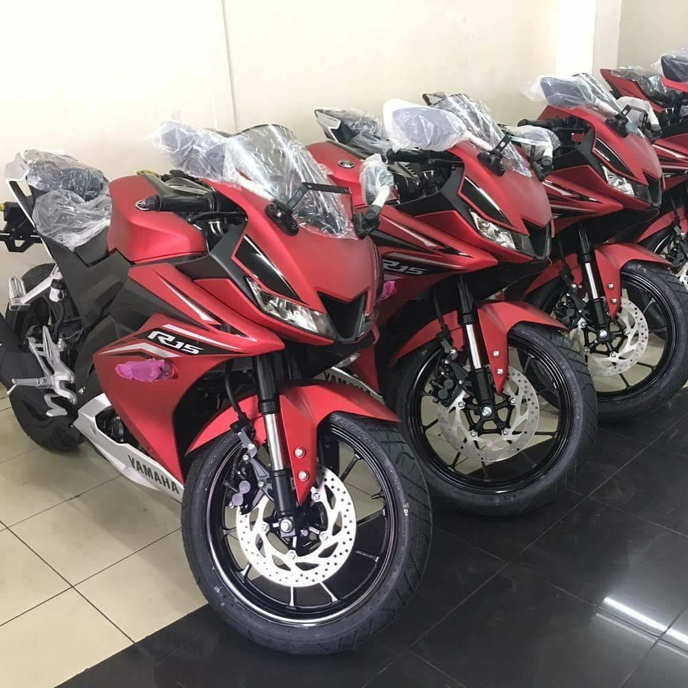 Has The New Yamaha R15 V 3 0 Started Reaching Indian