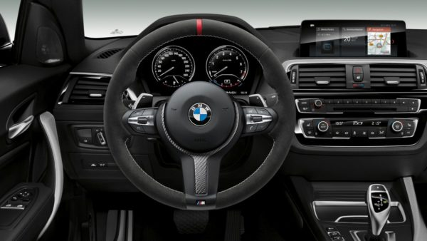 BMW M240i M Performance Edition - Interiors