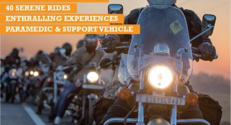 Bajaj Avenger FLG Rides Cruising Season 2017-18