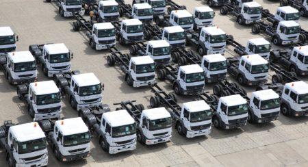 Daimler India Commercial Vehicles Crosses 10,000 Trucks Export Milestone