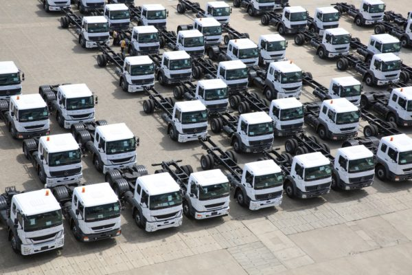 President and CEO of MFTBC and Head of Daimler Trucks Asia, said that 10,000 trucks exported are only a start