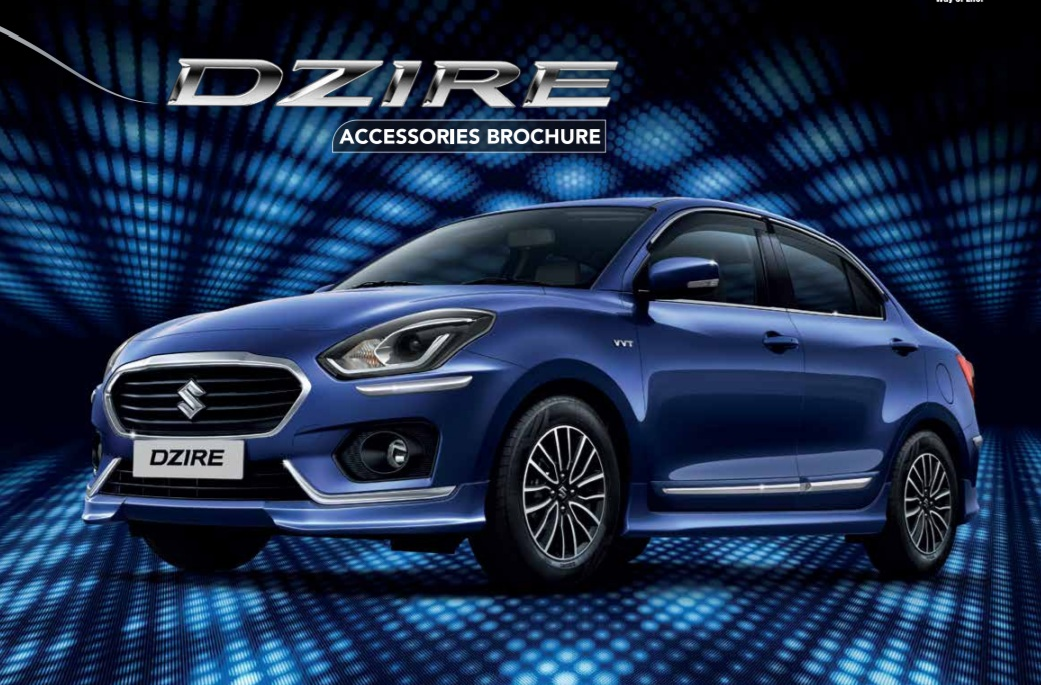 Maruti Suzuki Swift Dzire Accessories Motoroids