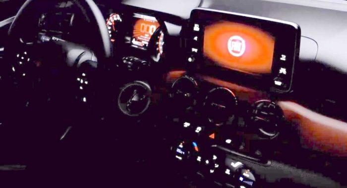 Fiat Argo, Punto Successor's Interior Revealed : Images and Details