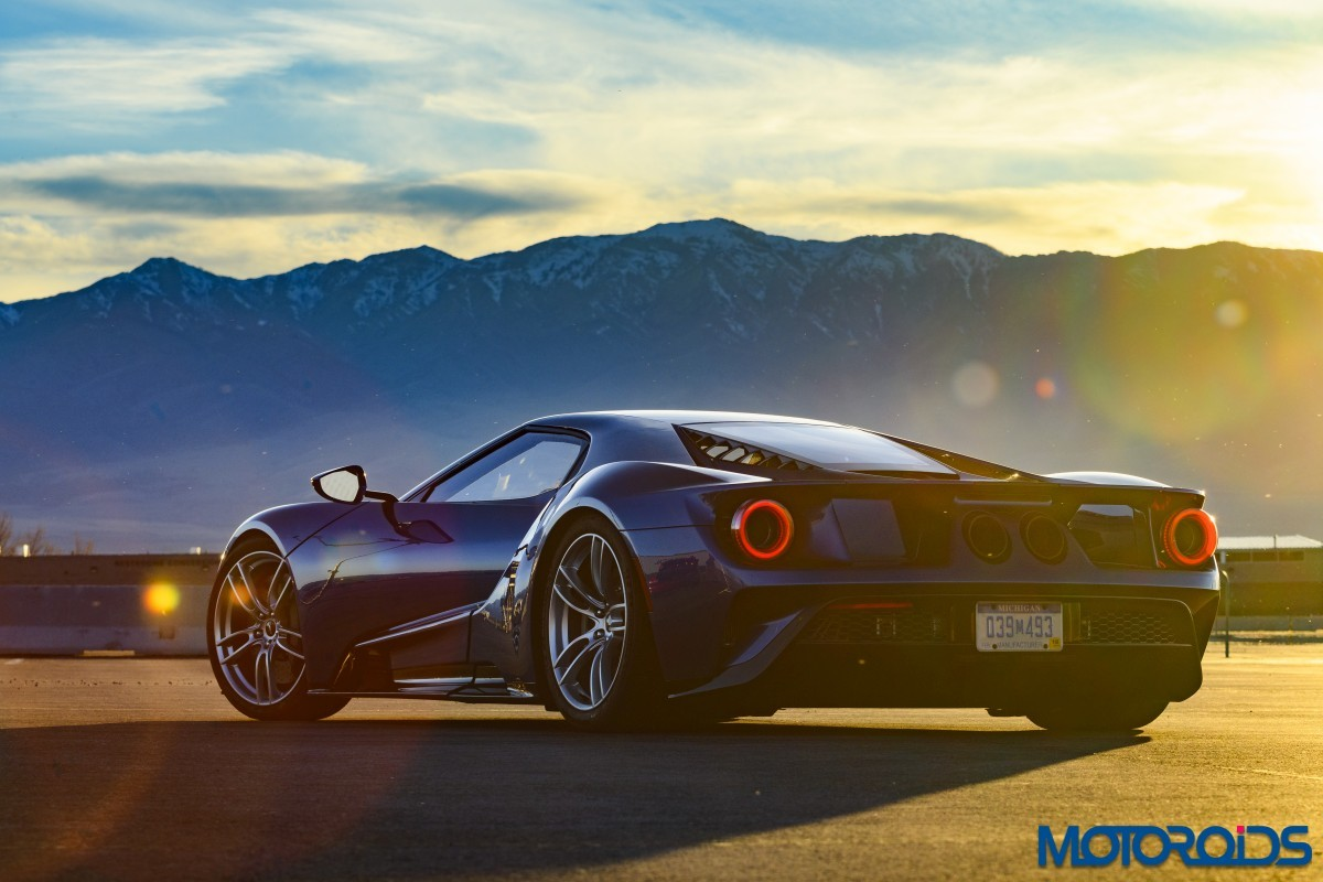 Ford GT 'Ambassador' sells his vehicle  - Ford SUES