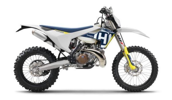Husqvarna TE 250i revolutionary fuel injected machines in MY18 Enduro Line up