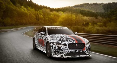 Jaguar XE SV Project 8 By SVO Is The Most Extreme Jaguar Ever
