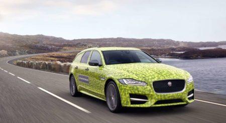 Jaguar XF Sportbrake Teaser (1)