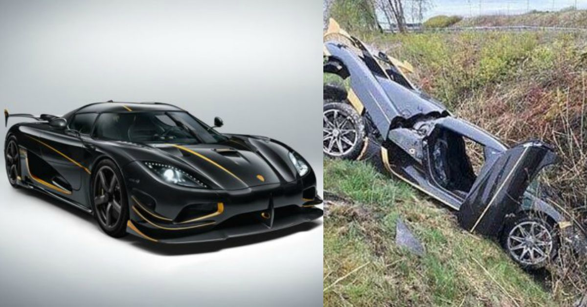 Bespoke Koenigsegg Agera RS Gryphon Crashes During Test, Company Offers Owner A New One | Motoroids