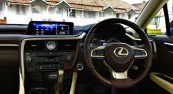 Lexus RX 450h - Dashboard