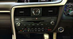Lexus RX 450h - Sound System