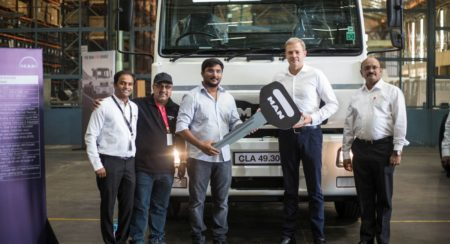 MAN Trucks Delivers New CLA EVO Range Of Vehicles To Its Customers (1)