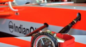 Mahindra Racing Gets Exclusive Special-Edition Omologato Chronographs