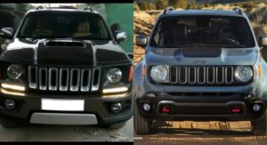 Modified Fortuner collage