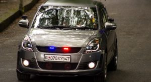 This Modified Maruti Suzuki Swift Goes By The Name Punisher