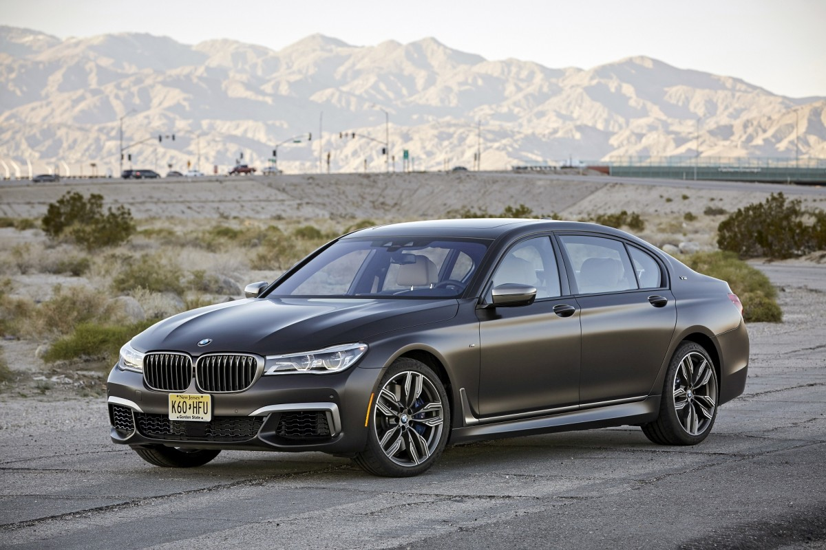 New Bmw M760li Xdrive Launched In India Prices Start At