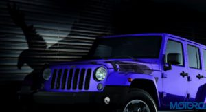 New Limited Edition Jeep Wrangler Night Eagle Announced