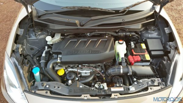 2017 Maruti Dzire Diesel Engine Review
