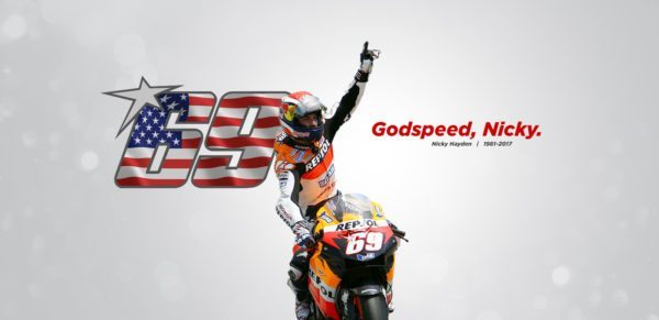 Nicky Hayden – Tribute