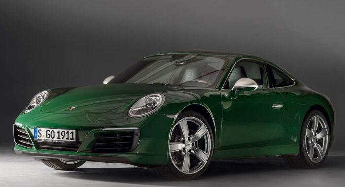 Porsche 911 Reaches One Million Production Milestone