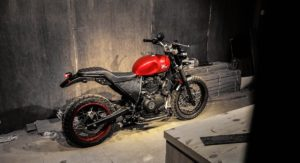 Royal Enfield Himalayan Gets Scrambler Avatar From Grid7 Customs