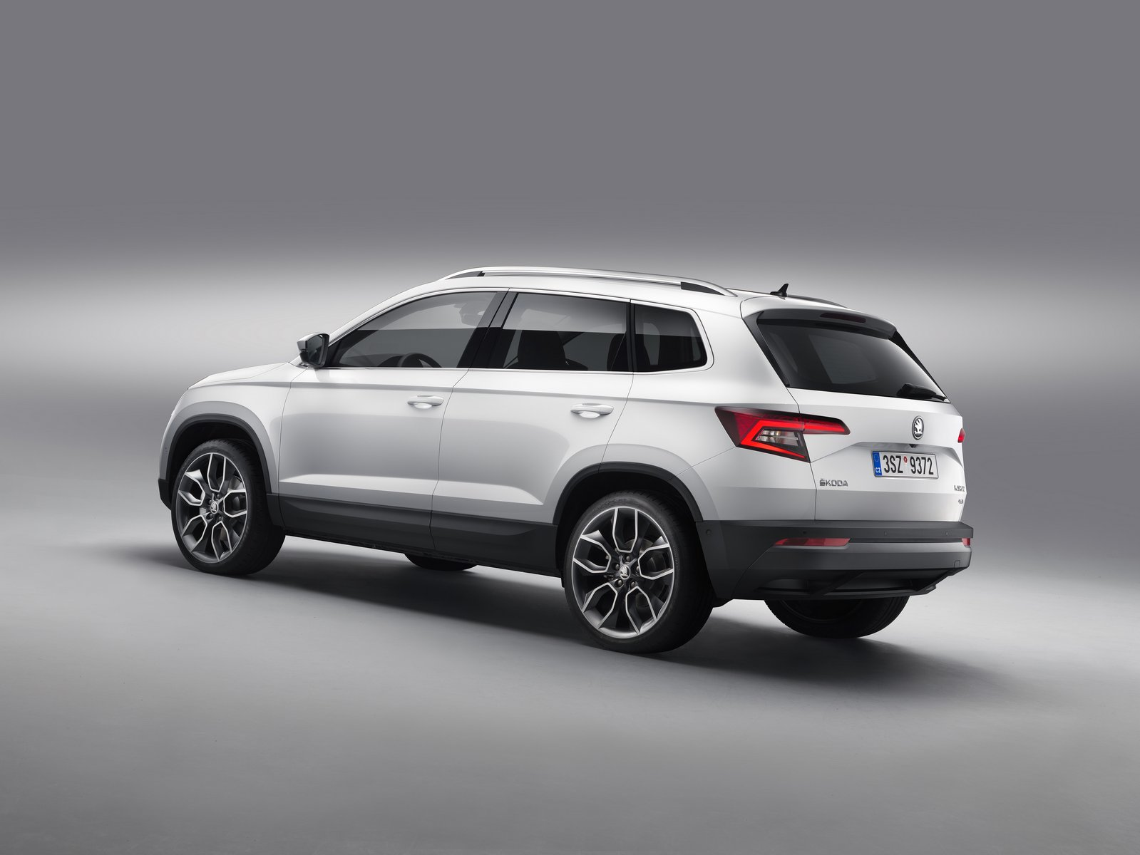 the skoda karoq could soon challenge the jeep compass in india motoroids