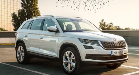 Skoda Kodiaq Specifications Leaked Ahead Of Launch Next Month