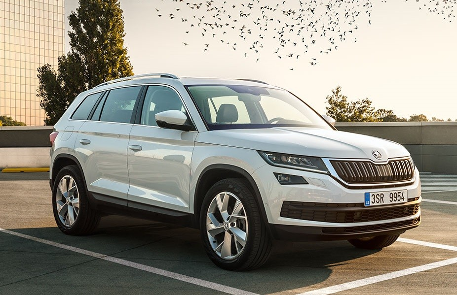 skoda kodiaq specifications leaked ahead of launch next month motoroids. Black Bedroom Furniture Sets. Home Design Ideas