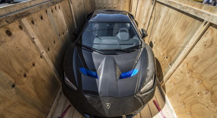 Here's America's First USD 2 million (13 Cr) Lamborghini Centenario