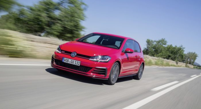 Volkswagen Golf Line-Up Joined By Updated GTI Performance, New 1.5-Litre EVO Engine