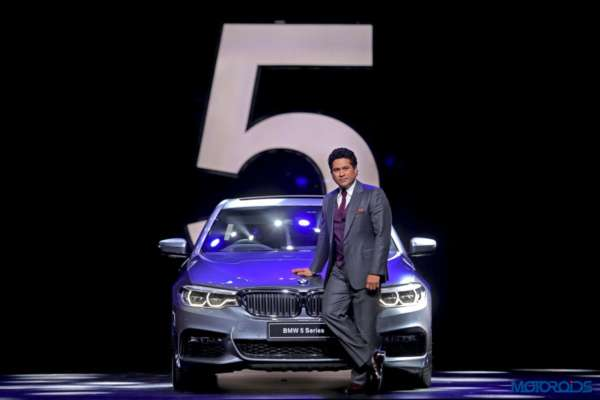 2017 BMW 5-Series Launched in India (2)