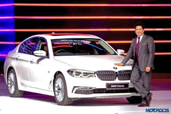 2017 BMW 5-Series Launched in India (3)